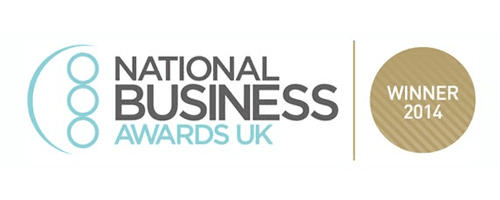 2014 - Inflexion International Growth Business of the Year at the National Business Awards