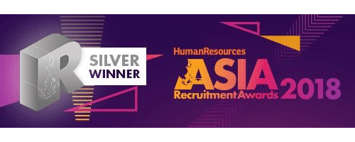 2018 - NHR Asia Awards - Recruitment Agency of the Year