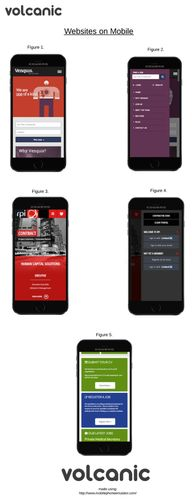 Volcanic Mobile New Page